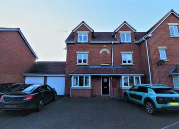 Thumbnail 4 bed semi-detached house for sale in Kings Sconce Avenue, Newark