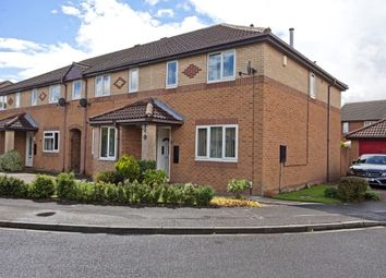 Thumbnail 3 bed property to rent in Redmires Close, York