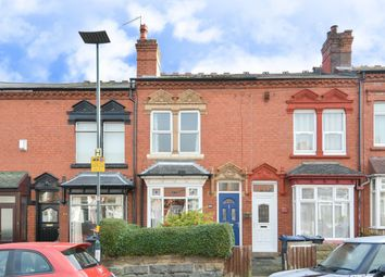 Thumbnail 2 bed terraced house for sale in Selsey Road, Edgbaston
