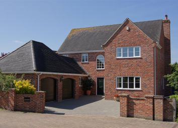 Thumbnail 4 bed detached house for sale in Hopton Road, Barningham, Bury St. Edmunds