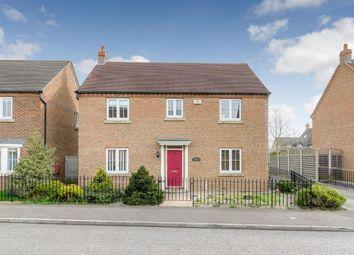 Thumbnail 4 bed detached house for sale in Longmeadow Drive, Wilstead, Bedford