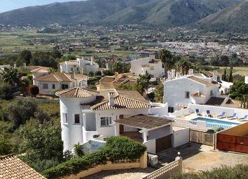 Thumbnail 4 bed villa for sale in 03727 Jalón, Alicante, Spain