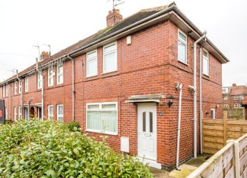 Thumbnail 3 bed end terrace house for sale in Wycliffe Avenue, York, North Yorkshire