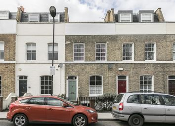 Thumbnail 3 bed terraced house for sale in Milton Grove, London