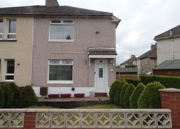 Thumbnail 2 bed semi-detached house for sale in Faskine Crescent, Airdrie, North Lanarkshire