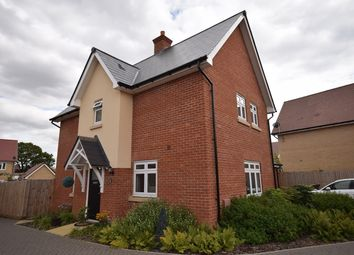 Thumbnail 3 bed detached house for sale in Royer Close, Clements Hall Way, Hawkwell, Hockley