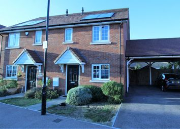 Thumbnail 3 bed semi-detached house to rent in Farnham Avenue, Wickford
