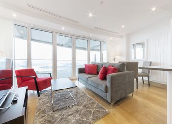 1 bed flat to rent in Arena Tower, 25 Crossharbour Plaza, London E14