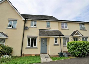 Thumbnail 3 bed terraced house for sale in De Brionne Heights, Okehampton, Devon
