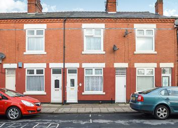 Thumbnail 3 bed terraced house for sale in Law Street, Leicester