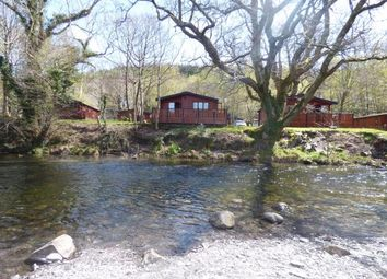Thumbnail 3 bed bungalow for sale in River Lodge, Ogwen Bank, Bethesda, Gwynedd
