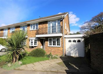 Thumbnail 3 bedroom end terrace house for sale in Shaftesbury, Loughton
