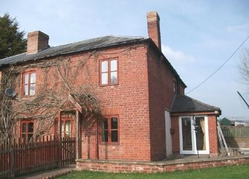 Thumbnail 2 bed semi-detached house to rent in Preston Wynne, Hereford