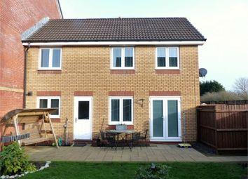 Thumbnail 3 bedroom terraced house for sale in Longacres, Brackla, Bridgend, Mid Glamorgan