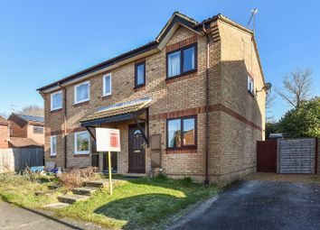 Thumbnail 2 bed semi-detached house for sale in Watermills Close, Andover