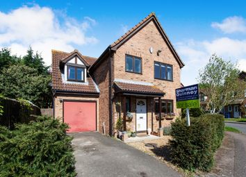 Thumbnail 4 bed detached house for sale in The Sycamores, Milton, Cambridge