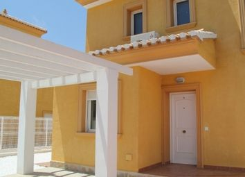 Thumbnail 3 bed town house for sale in Calp, Alacant, Spain