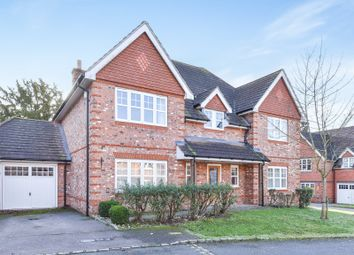Thumbnail 5 bed detached house to rent in Stansfield Close, Reading