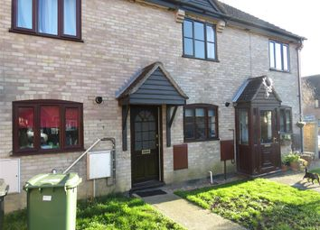 Thumbnail 2 bed terraced house to rent in Tennyson Road, Diss