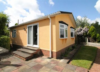 Thumbnail 2 bedroom mobile/park home for sale in Rhodes Way, Killarney Park, Nottingham