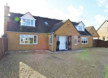 Thumbnail 5 bed property for sale in Lady Drove, Barroway Drove, Downham Market