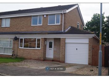 Thumbnail 3 bed semi-detached house to rent in Yarm, Yarm