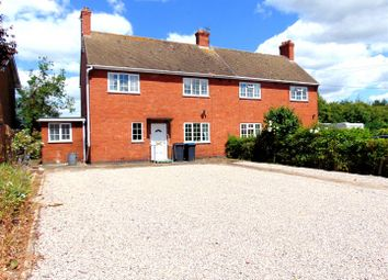 Thumbnail 3 bed semi-detached house for sale in Main Street, Norton Juxta Twycross, Atherstone