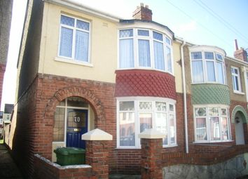 Thumbnail 3 bedroom semi-detached house to rent in Wesley Grove, Portsmouth