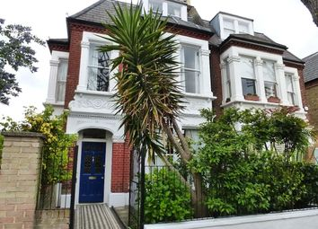 Thumbnail 4 bed flat to rent in Beverley Road, Chiswick, London