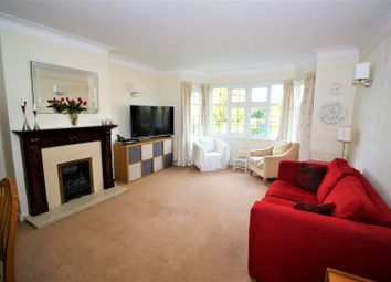 Thumbnail 3 bed flat for sale in Imber Close, Esher