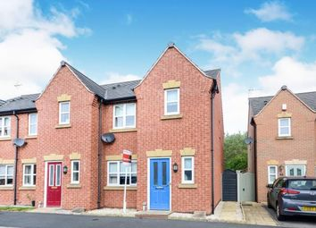 Thumbnail 3 bed terraced house for sale in East Street, Warsop Vale, Mansfield, Nottinghamshire