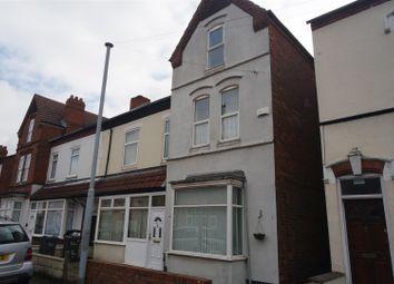 Thumbnail 4 bed end terrace house for sale in Berkeley Road East, Yardley, Birmingham