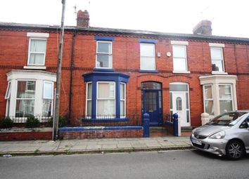 Thumbnail 4 bed terraced house to rent in Crawford Avenue, Allerton, Liverpool