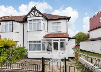 Thumbnail 3 bed semi-detached house to rent in Boyne Av, Hendon London