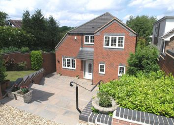 Thumbnail 4 bed detached house for sale in Church View Gardens, Kinver, Stourbridge