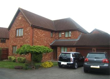Thumbnail 4 bed detached house to rent in Mowbray Avenue, Stonehills, Tewkesbury