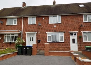 Thumbnail 4 bedroom town house for sale in Highfield Road, Great Barr, Birmingham