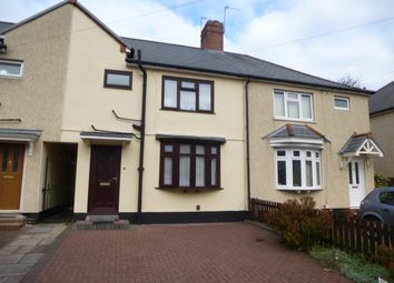 Thumbnail 3 bed terraced house for sale in Emerson Grove, Wolverhampton
