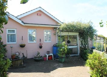 Thumbnail 2 bed detached bungalow for sale in Normandy Hill, Plymouth