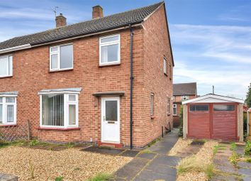 Thumbnail 3 bed semi-detached house for sale in Grange Road, Newark