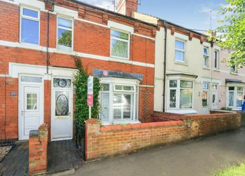Thumbnail 2 bed terraced house for sale in Wollaston Road, Irchester, Wellingborough