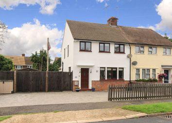 Moorhills Road, Wing, Leighton Buzzard LU7. 3 bed semi-detached house