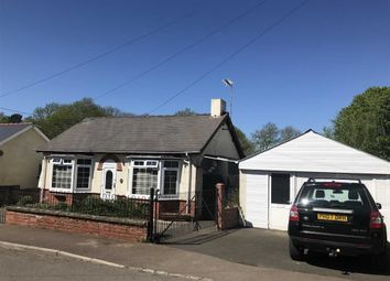 Thumbnail 3 bed detached bungalow for sale in New Road, Bream, Lydney