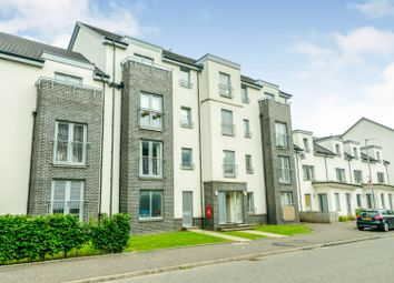 Thumbnail 2 bed flat for sale in 6 Crookston Court, Larbert