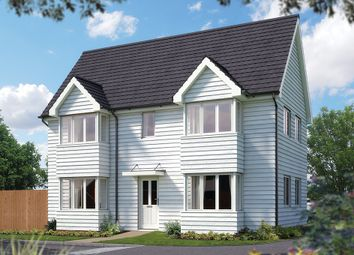 """Thumbnail 3 bed detached house for sale in """"The Sheringham"""" at Chalkers Lane, Hurstpierpoint, Hassocks"""