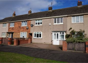 Thumbnail 3 bed terraced house for sale in Chatsworth Avenue, Fleetwood