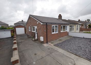 Thumbnail 2 bed semi-detached bungalow for sale in Oakeneaves Avenue, Burnley