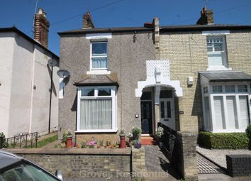 Thumbnail 4 bedroom semi-detached house for sale in Cambridge Road, New Malden