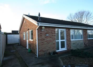 Thumbnail 2 bed bungalow for sale in Debruse Avenue, Yarm