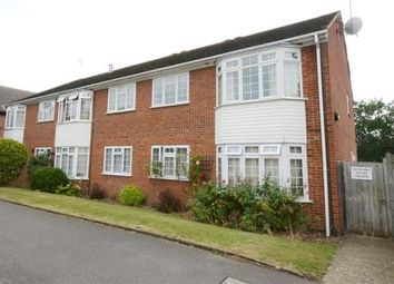 Thumbnail 2 bed maisonette for sale in Georgina Court, Clarence Road, Fleet